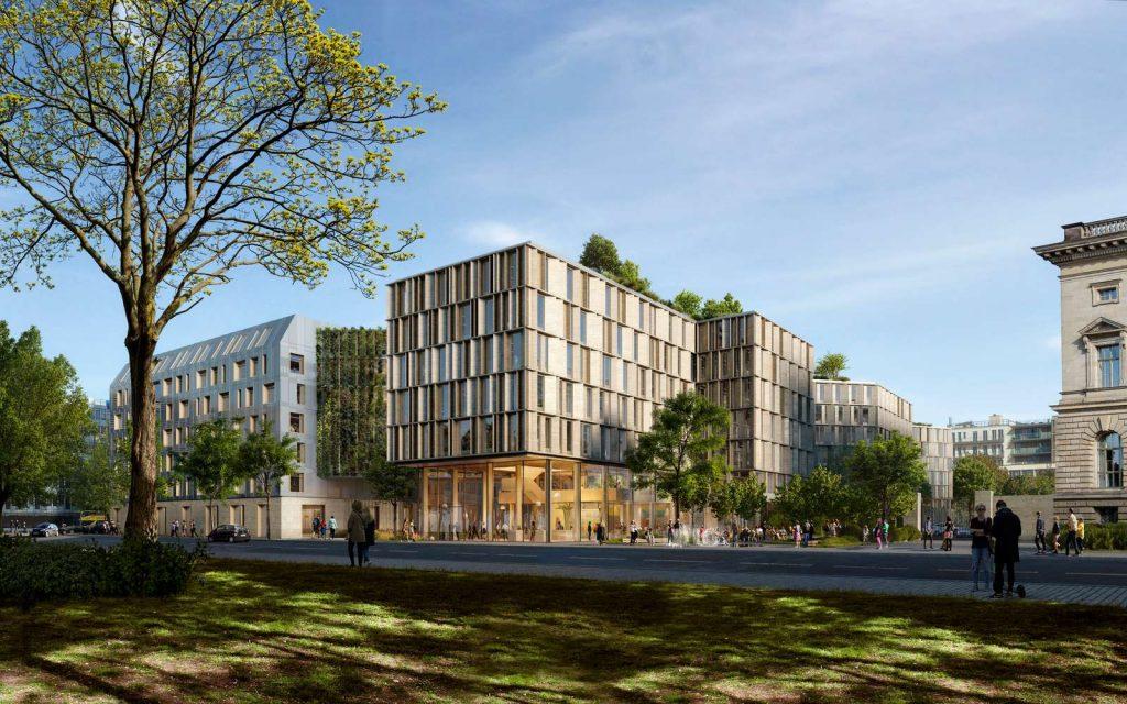 Erweiterungsbau BMU Berlin